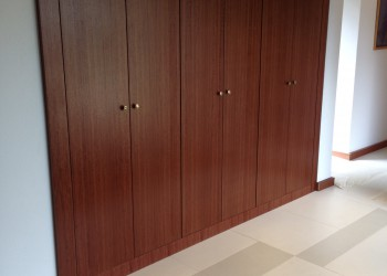Menuiserie Intérieure - porte placard